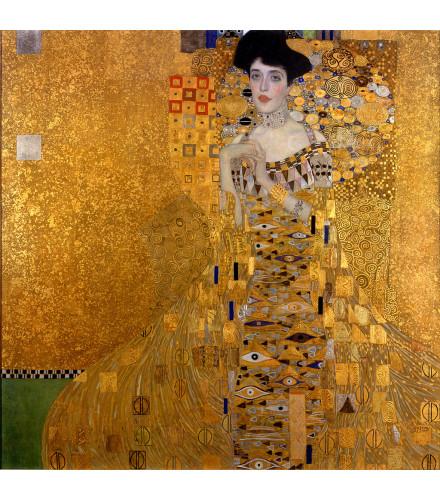 Tranh sơn dầu nghệ thuật-Chân dung Adele Bloch-Bauer I MM008