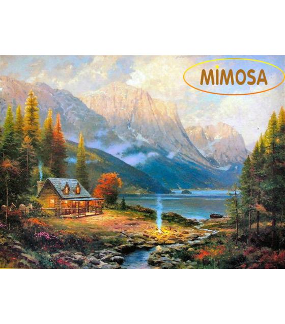 Tranh phong cảnh - Nhẹ nhàng bên thiên nhiên MM003